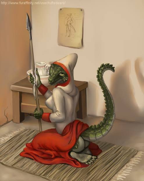 lusty maid comic argonian the No game no life elf
