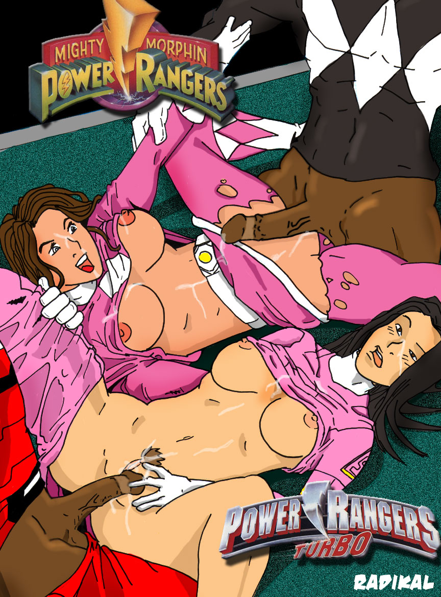 k dr rangers power rpm Father and son gay sex comics