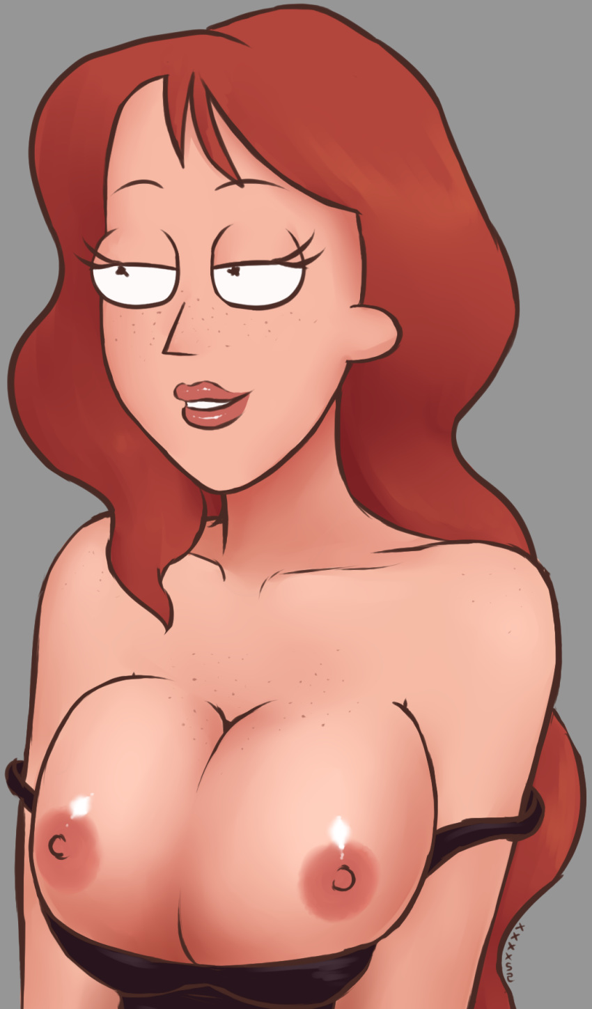 and morty xxx summer rick A hat in time porn