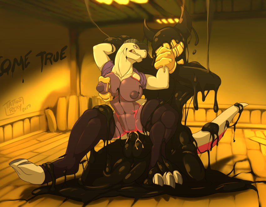 ink the and machine bendy inflation Ed edd and eddy yaoi