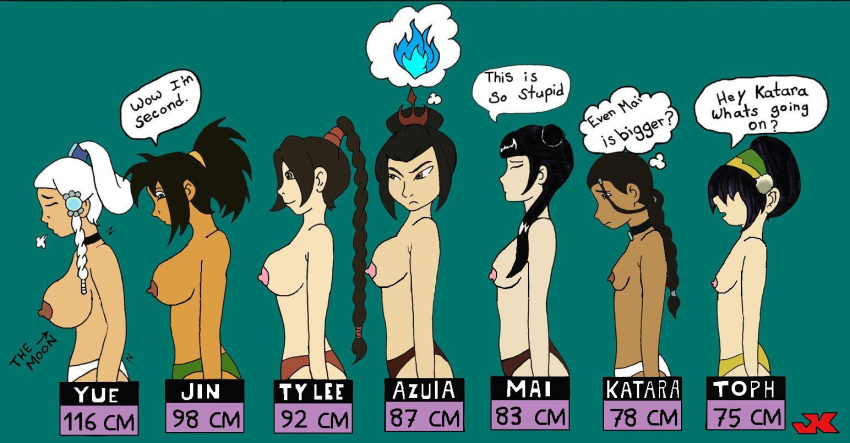 avatar airbender the hentai last jin Wanna be the strongest in the world nudity